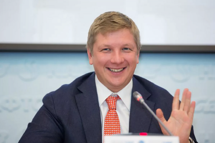 Глава «Нафтогаза» заявил о готовности Украины к строительству «Северного потока-2»