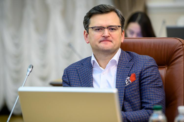 МИД Украины Кулеба