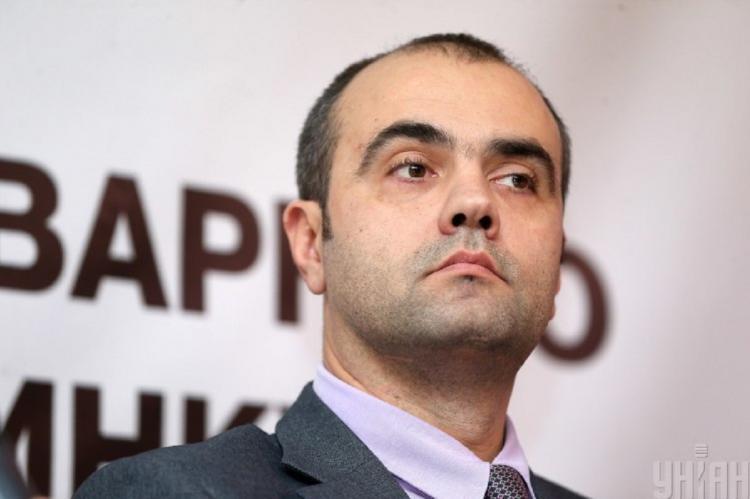 глава «Оператора ГТС Украины» Сергей Макогон
