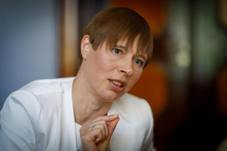 Президент Эстонии предложила ЕС «сдерживать Россию» с помощью ПВО в Прибалтике