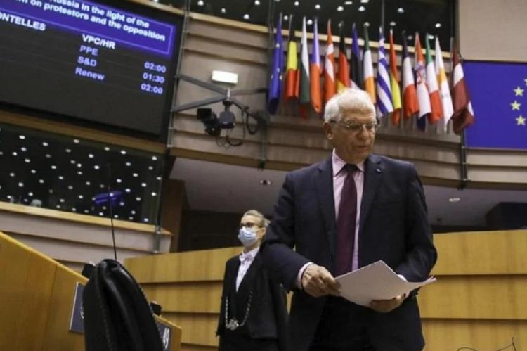"""Лавров рассказал, когда произошло """"настоящее"""" унижение Евросоюза"""