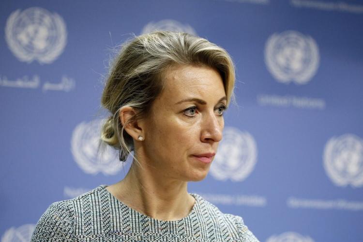 Захарова ответила на призыв Германии вести диалог с Россией с позиции силы