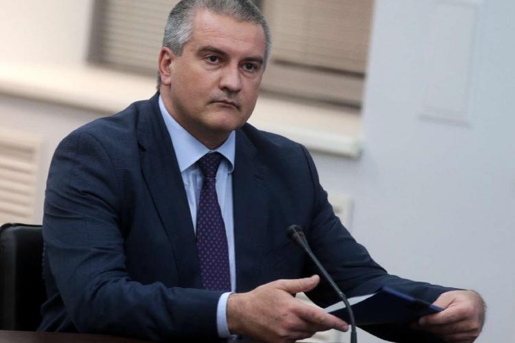 Аксенов поручил принять «фантастические меры» для водоснабжения Крыма