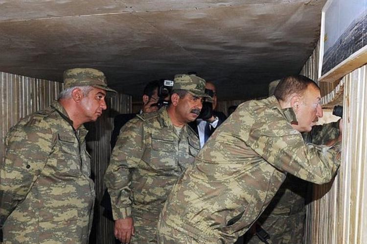 Азербайджанец рассказал, как с ножами удалось взять неприступную Шушу