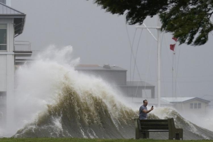 Ураган Ида, США