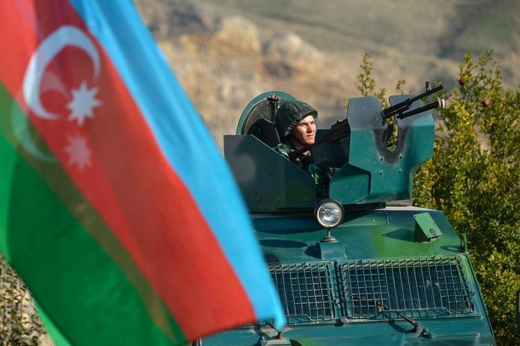 Разгадана причина точности ударов Азербайджана по позициям армян