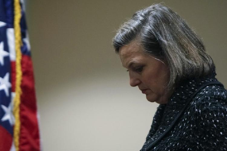 В России ответили на готовящийся визит Нуланд в обход санкций против нее