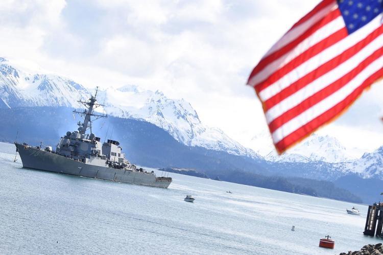 Военные США в Арктике