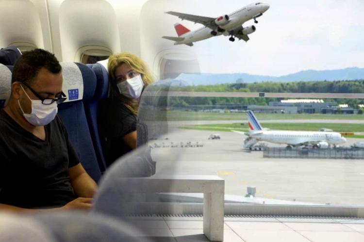 Ограничительные меры на авиатранспорте