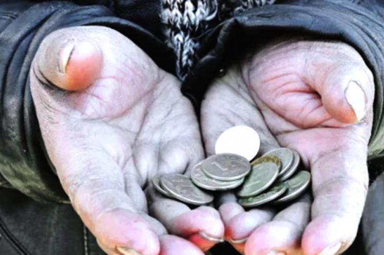 Монеты на ладонях