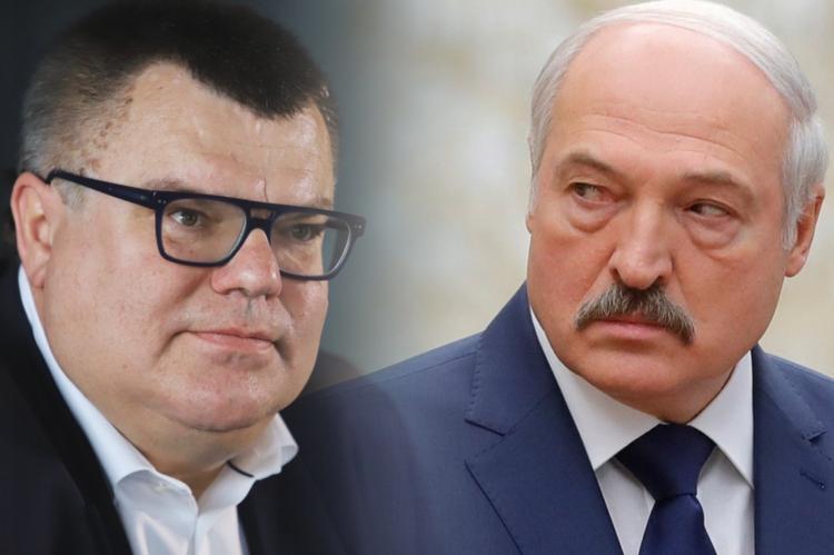 Александр Лукашенко и Виктор Бабарико
