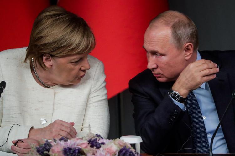 Вашингтон ввел санкции против компаний из РФ, Германии и Швейцарии