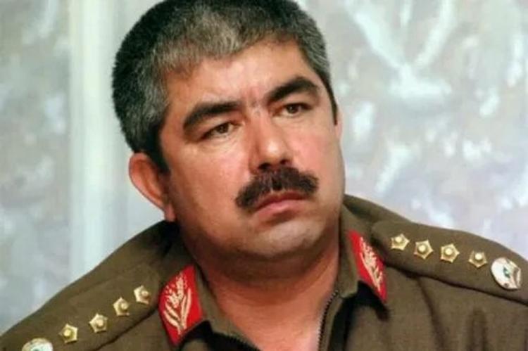 единственный афганский маршал Абдул Рашид Дустум