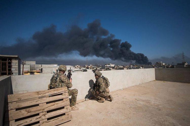 В Ираке сбили два беспилотника во время попытки атаковать авиабазу