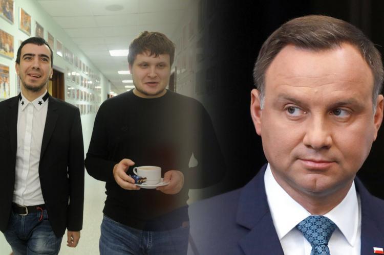 Владимир Кузнецов, Алексей Столяров, Анджей Дуда