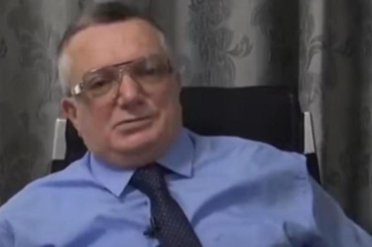 экс-дипломат Исфандияр Вагабзаде