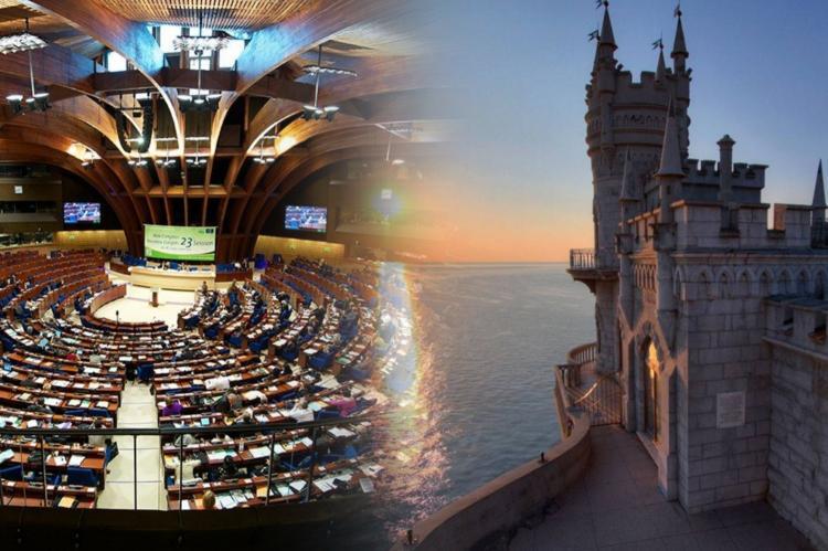 Совет ЕС, Крым