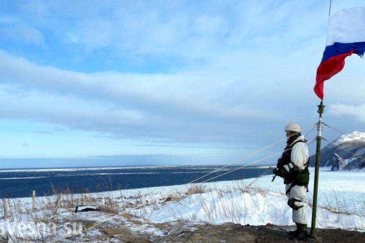 Посольство России ответило на претензии Японии по Курильским островам