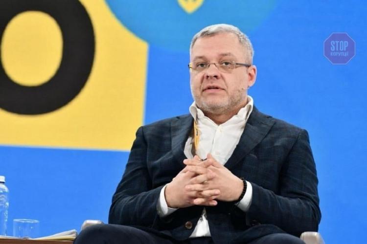 Глава Минэнерго Украины Галущенко