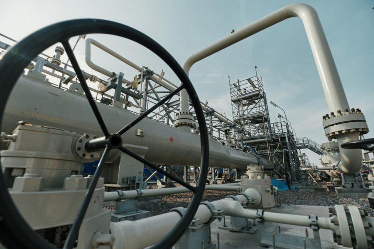 Началось заполнение газом первой нитки газопровода «Северный поток – 2»