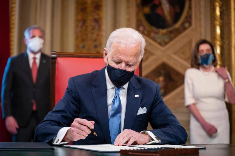 Байден подписал указ о рассекречивании документов о теракте 11 сентября