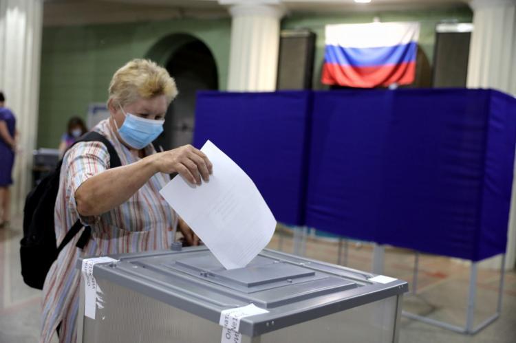 ЦИК объявила первые результаты голосования по Конституции