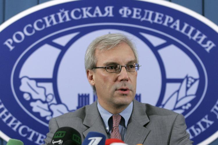 Замглавы МИД РФ Александр Грушко