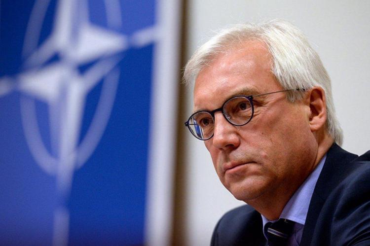 В МИД России оценили отношения Москвы с НАТО