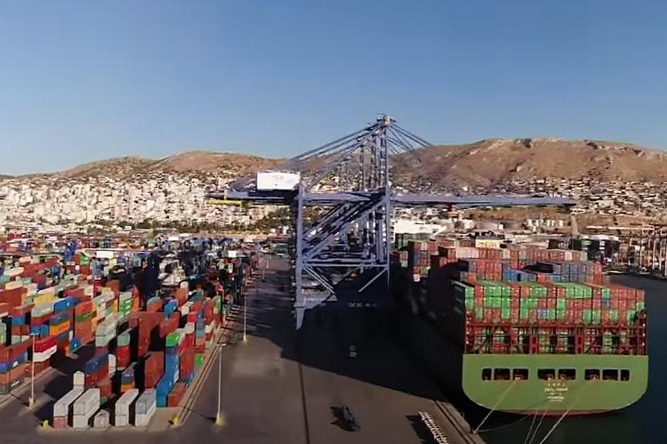 Перевалочный грузовой терминал в ЕС