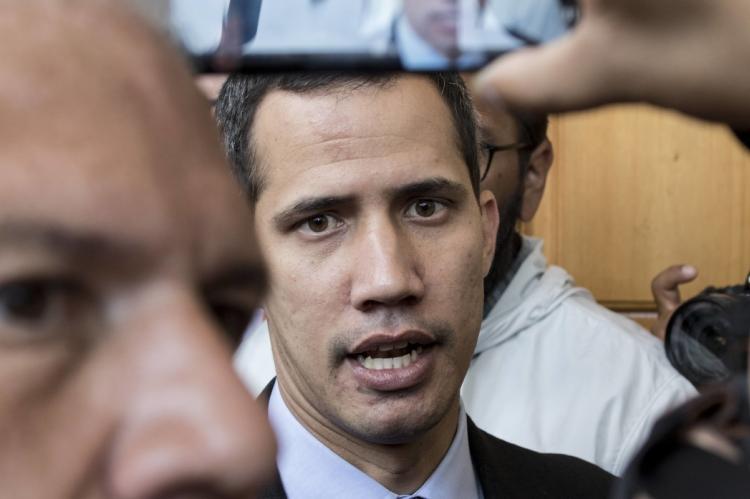 """ЕС """"отвернулся"""" от Гуайдо, перестав признавать его главой Венесуэлы"""