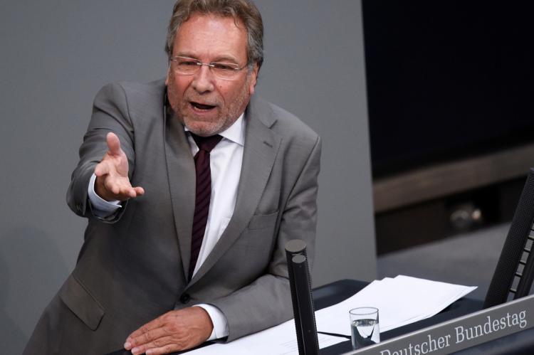 Глава комитета бундестага ФРГ по экономике и энергетике Клаус Эрнст