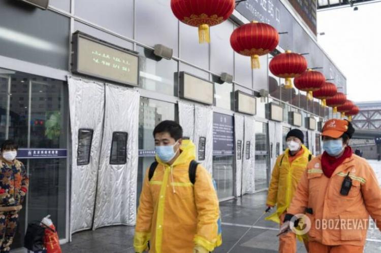 Новый китайский коронавирус посчитали еще более заразным