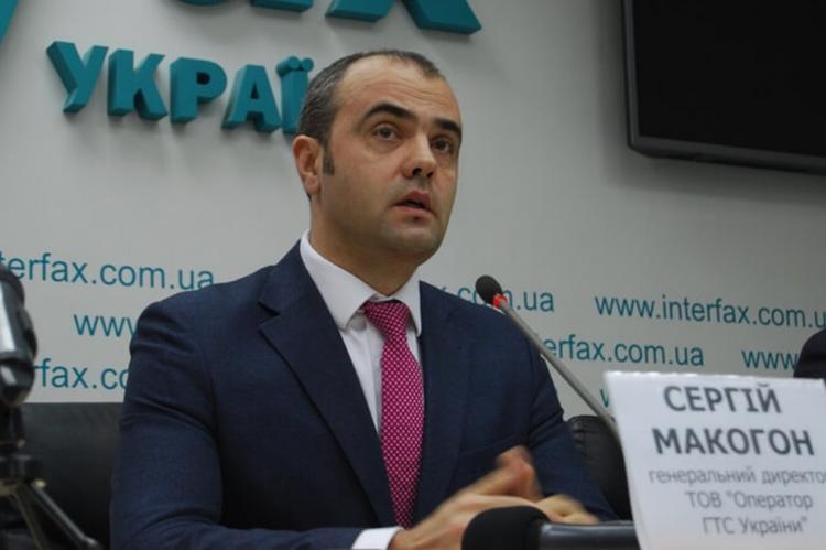 глава Оператора газотранспортной системы Украины Сергей Макогон