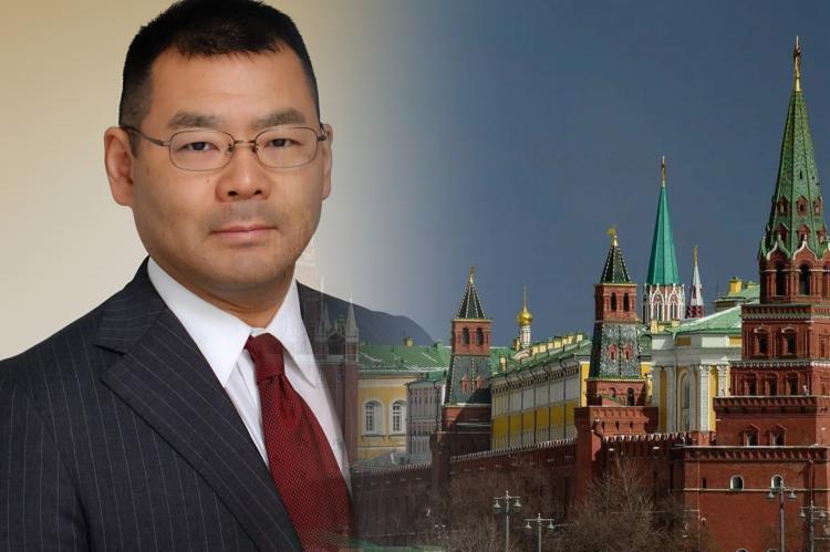 Юсукэ Оцубо, Кремль