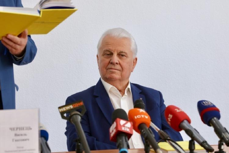 Кравчук заявил, что Украина готова к компромиссу с Россией по Донбассу