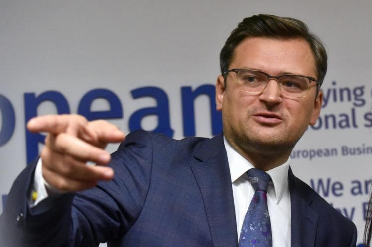 Кулеба: Мы поддержим оппозицию в Минске, если та признает Крым украинским