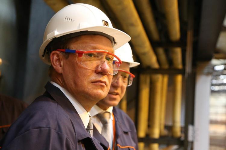 """""""Газпром"""" планирует начать поставлять газ по """"Северному потоку - 2"""" с 1 октября"""