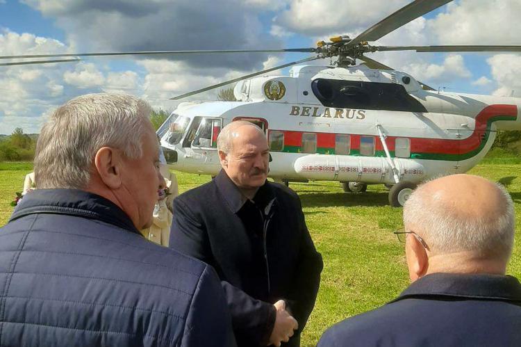 Президент Мюнхенской конференции дал совет Лукашенко, что делать, чтобы не бежать из страны на российском вертолете