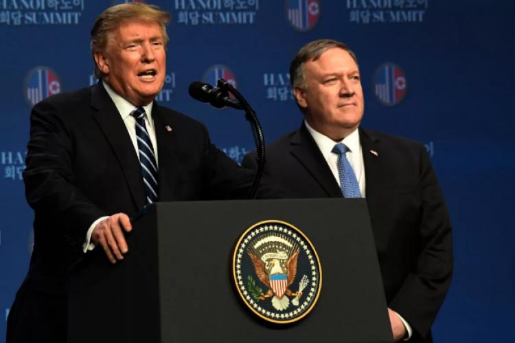 Трамп заявил об отказе США от роли «мирового полицейского»