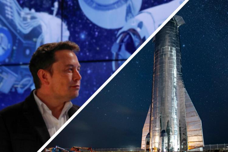 Илон Маск, запуск корабля