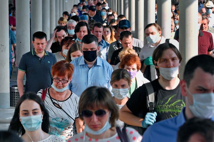 Масочный режим, пандемия