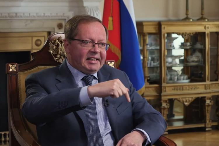 Посол России прокомментировал возможность помощи Британии с газом