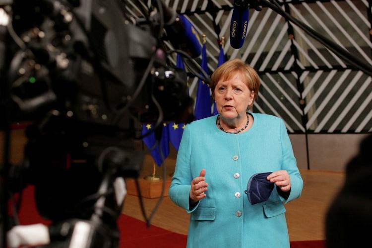 Ангела Меркель совершила ошибку - Рар
