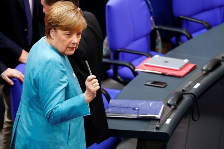 Германия ведет переговоры с ЕС о введении новых, особенных санкций против России