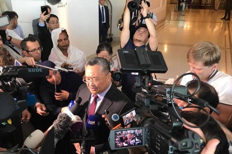 Китай назвал условия для переговоров о ядерном оружии