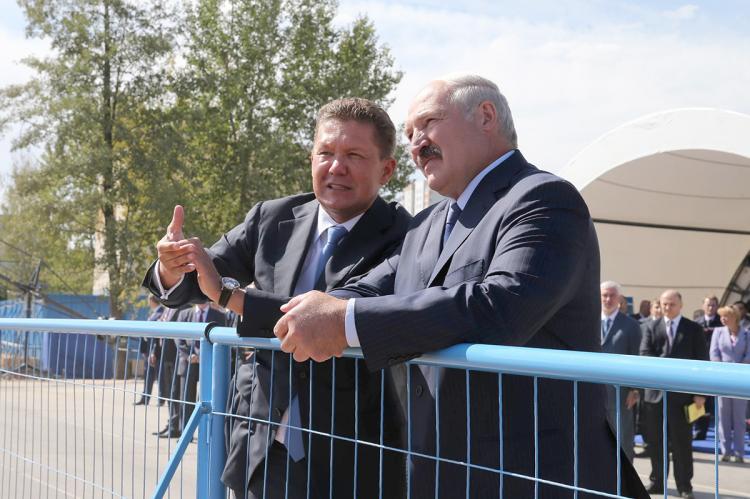 Белоруссия намерена удвоить добычу газа в России