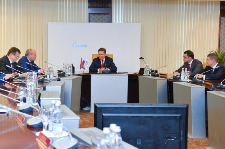 Газпром высказал отношение к соглашению США и ФРГ по Северному потоку-2