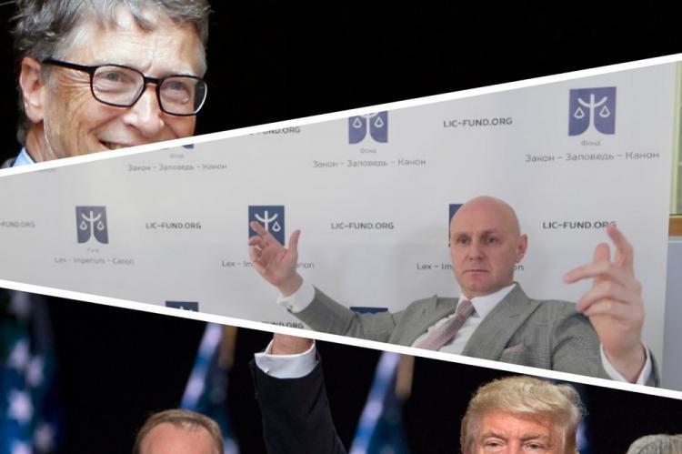Ярослав Богданов и схватке Гейтса и Трампа за господство