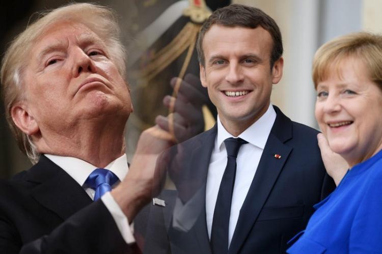 Европа готова заплатить за отказ от американского СПГ