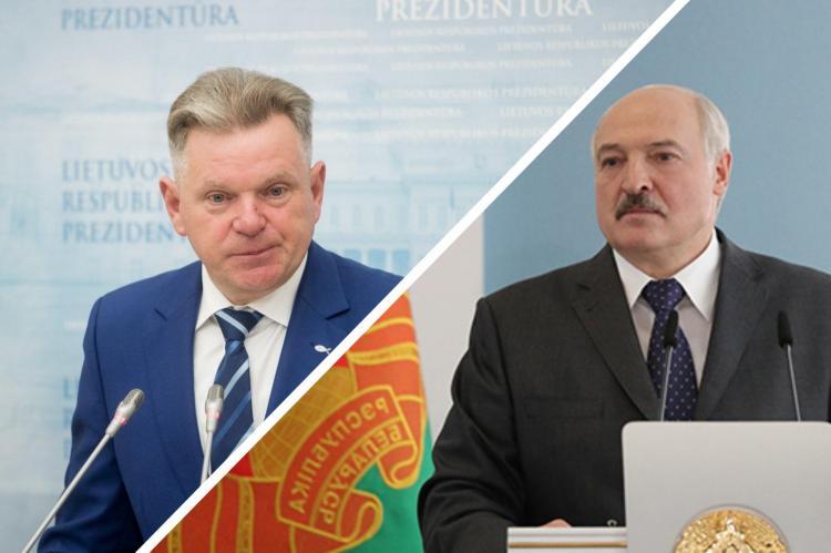 В Литве встревожены намерением Лукашенко перевести белорусский транзит из Клайпеды